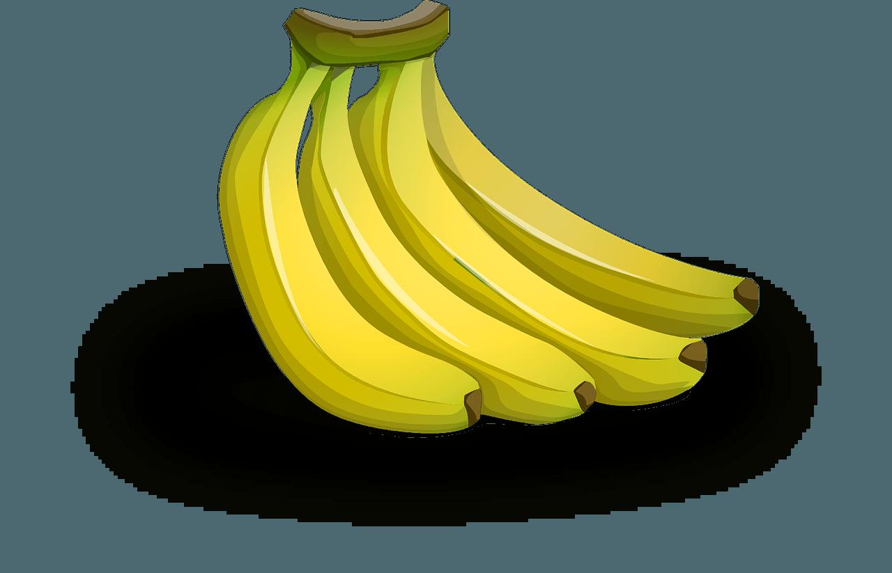 Banany – warto je jeść!
