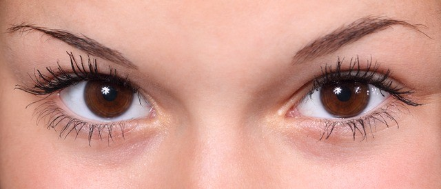 Oczy, dieta korzystnie wpływająca