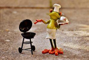 Majówka – wielkie tradycyjne grillowanie