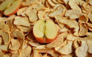chips jabłkowy